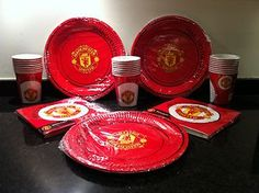 Manchester United Birthday Set