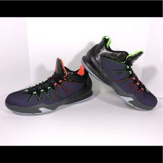 quite nice 34018 632d7 Jordan Shoes   Nike Air Jordan Cp3 Viii   Color  Green Orange   Size