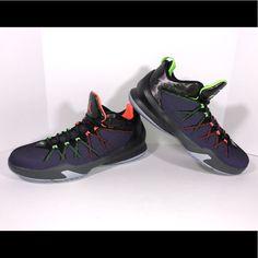 quite nice b98e8 7c463 Jordan Shoes   Nike Air Jordan Cp3 Viii   Color  Green Orange   Size