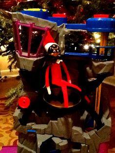 Batman (Elf on the Shelf)