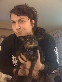 Frank. Stop. Being. So. Cute.