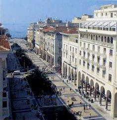 Aristotelous Square  Thessaloniki, Greece
