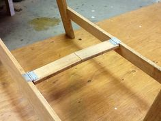 This rock-solid sawhorse folds and stows away in a sliver of space, and you can make it from hardwood scraps and hardware-store hinges.