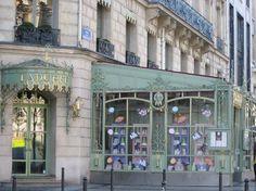 Laduree, patisserie, Paris