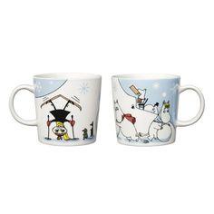 Moomin mug 2011 - Winter Games