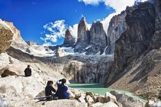 Hike Chile's Torres del Paine Park Ultimate South America Travel Bucket List | MyDomaine