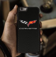 Best Corvette Black Carbon Fiber Custom for iPhone 6/6s, 6s+ Print On Hard Case  #UnbrandedGeneric  #cheap #new #hot #rare #iphone #case #cover #iphonecover #bestdesign #iphone7plus #iphone7 #iphone6 #iphone6s #iphone6splus #iphone5 #iphone4 #luxury #elegant #awesome #electronic #gadget #newtrending #trending #bestselling #gift #accessories #fashion #style #women #men #birthgift #custom #mobile #smartphone #love #amazing #girl #boy #beautiful #gallery #couple #sport #otomotif #movie…