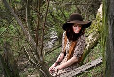 new post: http://byfoxygreen.blogspot.sk/2015/04/private-fest-in-nature-ii.html #fashion #foxygreen #styling #outfit #natural #hat#byfoxygreen #blogger