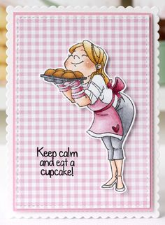 Peppermint Patty's Papercraft: Kraftin Kimmie Guest - Challenge - Retired Stamps