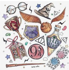 Art journals 824088431802401218 - 66 Ideas Tattoo Ideas Harry Potter Fan Art For 2019 Source by pimininimini Harry Potter Tumblr, Harry Potter Fan Art, Harry Potter Journal, Harry Potter Anime, Magie Harry Potter, Harry Potter Thema, Harry Potter Stickers, Cute Harry Potter, Harry Potter Drawings