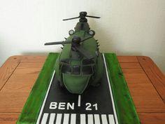 Chinook cake Nerf Cake, Harry Potter Cake, Cakes, Birthday, Nerf Gun Cake, Birthdays, Cake Makers, Kuchen, Harry Potter Cakes