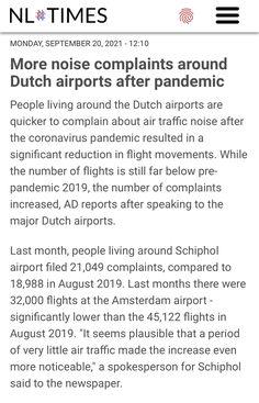 Last Month, Amsterdam, News