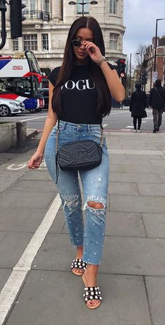 Street style chic outfits 2018 24 night out женская одежда, Curvy Outfits, Mode Outfits, Cute Casual Outfits, Stylish Outfits, Look Fashion, Girl Fashion, Fashion Outfits, Fashion Trends, Womens Fashion