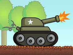 Cars - How to Draw a Tank for Kids