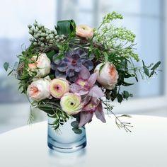 Роскошный букет от Цветочной тудии АГАВА