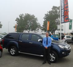 Barry our expert Isuzu Sales Executive is ready to take your call 01405 764525