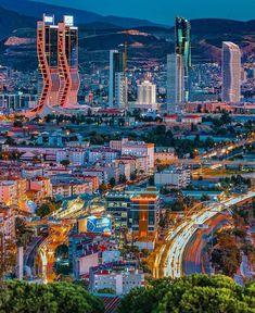 City Wallpaper, City Photo, Lugares, Turkey
