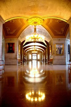 Tennessee State Capitol Building, Nashville