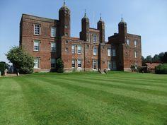 Melford Hall, Long Melford, Suffolk