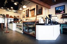 Commercial remodel of Salt and Straw NW by Portland/Seattle contractor Hammer & Hand