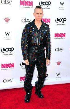 Jeremy Scott At The New Now Next Awards