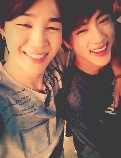 박지민  &  김석진