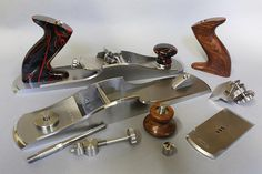 """""""Holtey Classic Handplanes Homepage - The finest quality Dovetailed Infill planes and Hand planes. Woodworking Hand Planes, Woodworking Projects, Wood Tools, Diy Tools, Plane Tool, Wood Plane, Wood Worker, Vintage Tools, Wooden Hand"""