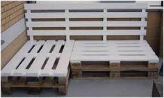 pallets voor meubels - steigerhout meubilair