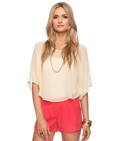 Perfect summertime rooftop outfit from Forever 21.