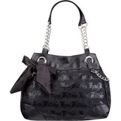 Metal Mulisha Vanity Purse Black One Size For Women 190334100