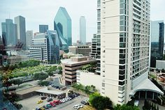Dallas view from Brookmont Capital Management