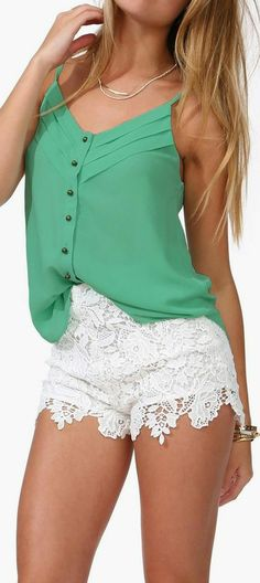 Mint & Lace ♥ L.O.V.E.