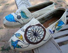 Dream Catcher Toms Shoes