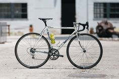 Cole's Early 90's Rossin Road with Campagnolo Athena 11 | The Radavist