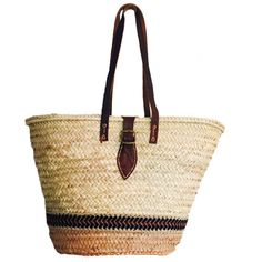 Straw bag, shopping baskets , Moroccan basket, woven straw bag,  French market bag , woven straw bag,fully lined, natural fiber,eco-friendly