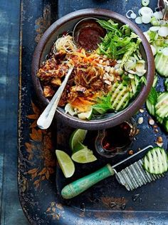 15 delicious and healthy one-bowl recipes
