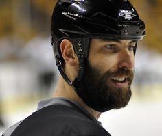 hockey playoff beard