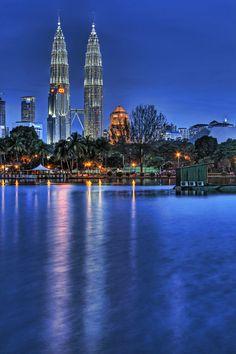 Titiwangsa lake garden, Kuala Lumpur, Malaysia
