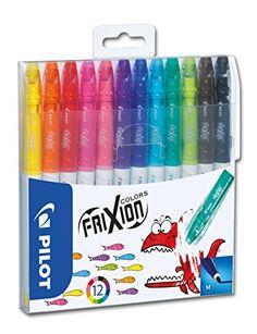 Pilot Frixion Colors Erasable Fibre Tip Colouring Pen - A... https://www.amazon.co.uk/dp/B00CWX4KLI/ref=cm_sw_r_pi_dp_U_x_VjujAb8YVRWAA