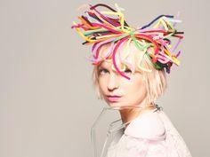 Sia (Sia Furler) (December 18, 1975) Australian singer and songwriter.