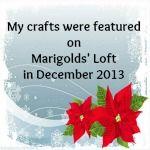 Marigolds' Loft: Christmas Candy Bark