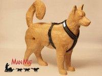 ManMat Dog harness (1000 Rub) #dog #harness