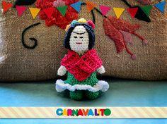 Frida Khalo // www.facebook.com/carnavalitoweb