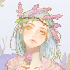 ArtStation - lavender, orry lee