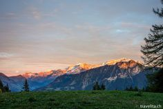 Alpes Vaudoise   #Leysin