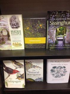 Feedback: Herbaceous by Paul Evans Tweet from Waterstones Shrewsbury @Waterstones362 Vita Sackville West, Paul Evans, Beatrix Potter, British Isles, New Series, Writing, Contemporary, Nature, Books