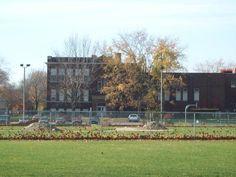 North Tonawanda, NY : The Old Colonel Payne School on Wheatfield Street