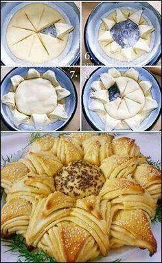 Çıçek ekmek