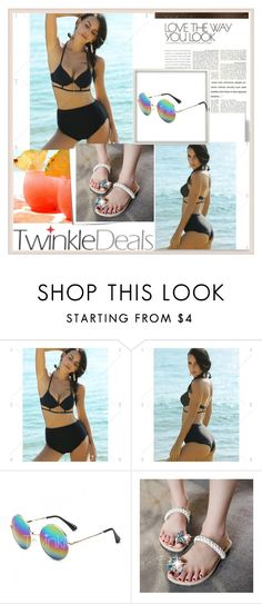 """""""Twinkle Deals 4/II"""" by damira-dlxv ❤ liked on Polyvore featuring Post-It"""
