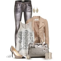 """A Little Glitter"" by chloe-813 on Polyvore"